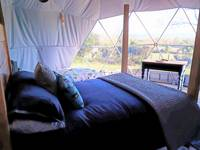 Cromen Glan Môr (Seaside Dome)