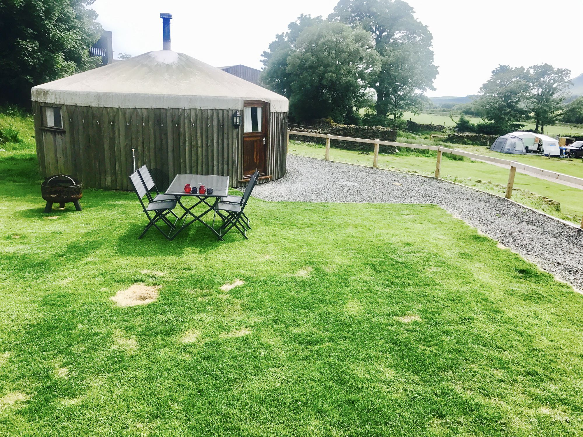 Campsites in Cumbria holidays at Glampingly