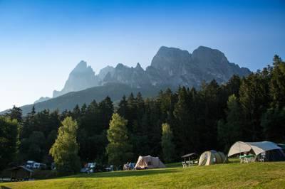 Camping Seiser Alm Saint Konstantin 16, 39050 Völs am Schlem, South Tyrol, Italy