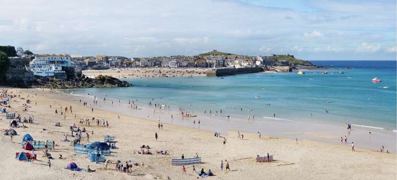 Holidays in St Ives - find the best places to stay on holiday