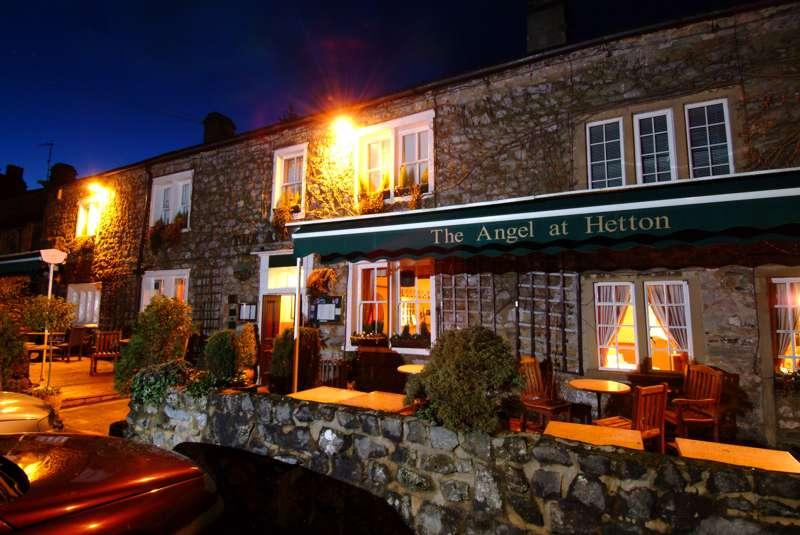 The Angel Inn at Hetton