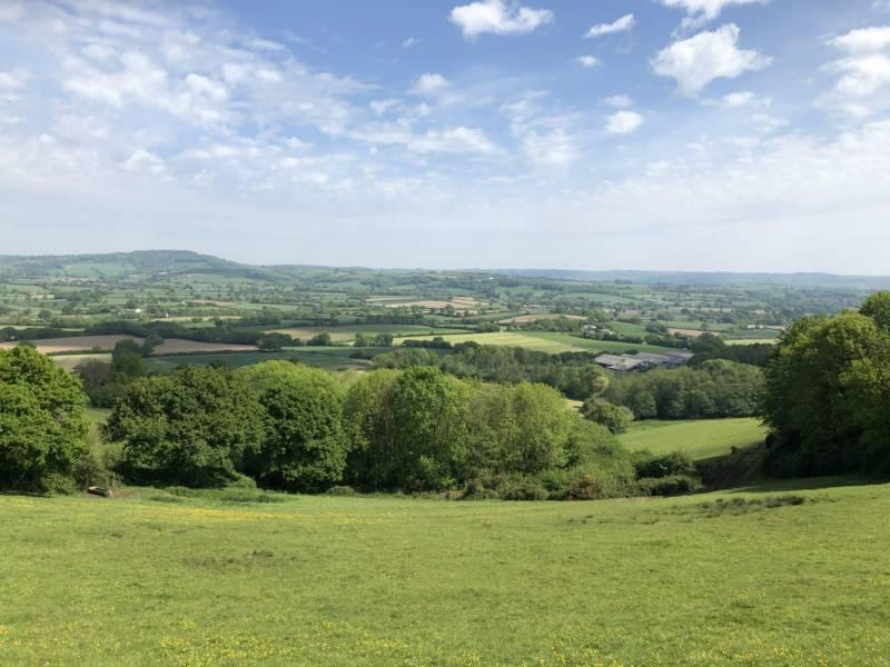 Coppet Hill Purcombe Farm, Whitchurch Canonicorum, Bridport, Dorset DT6 6RL