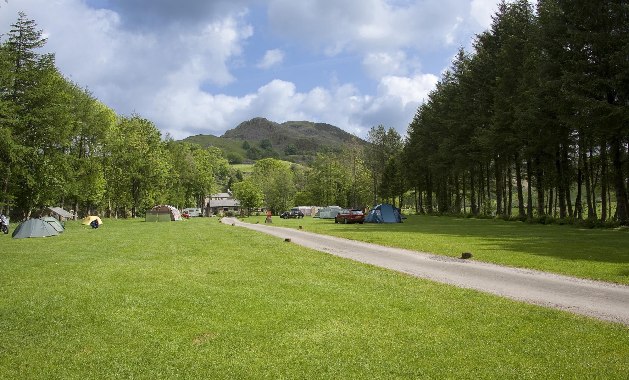 Eskdale Camping – Campsites near Eskdale, Lake District