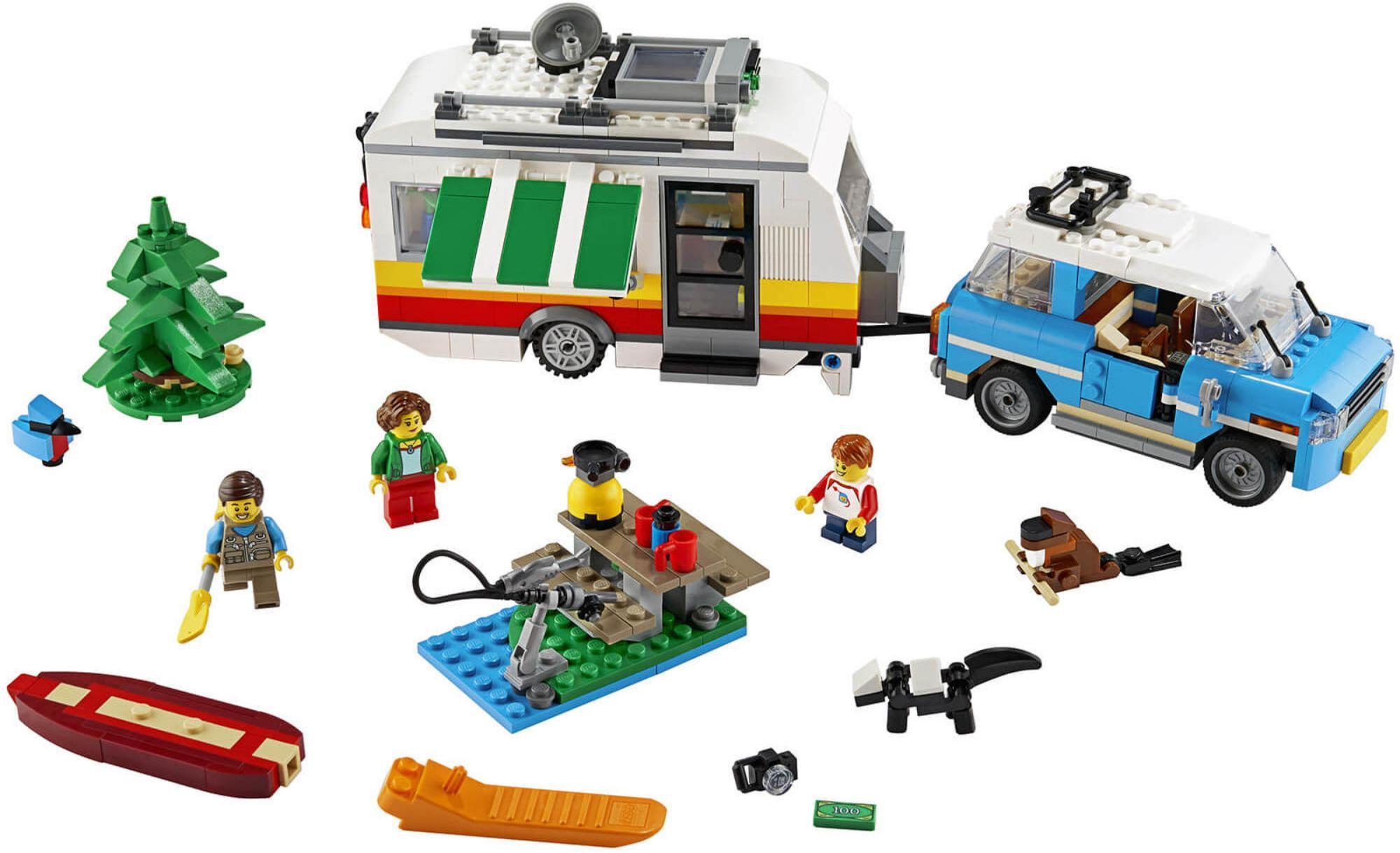 Lego Campervan 3in1