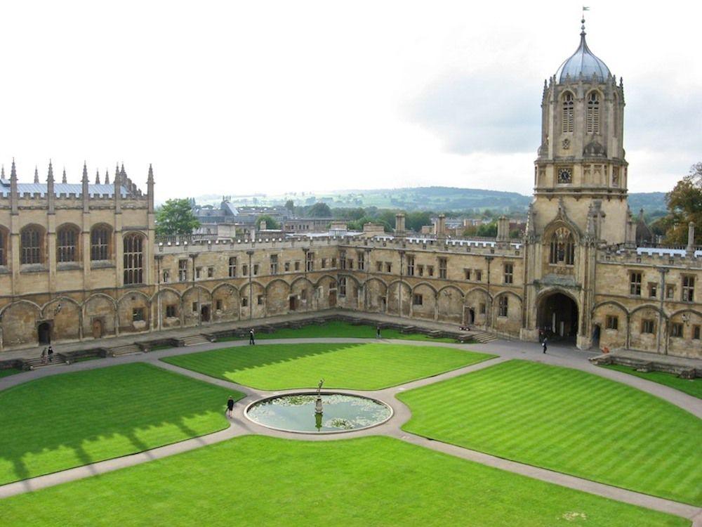 University Rooms Oxford