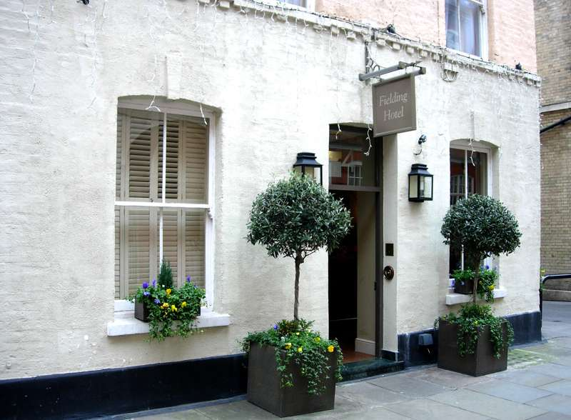 The Fielding Hotel 4 Broad Court Covent Garden London WC2B 5QZ