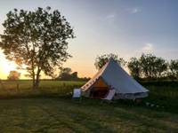 George Bell Tent
