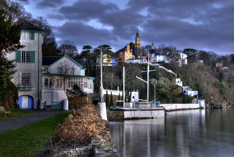 The Portmeirion Mermaid Spa