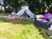 Bell Tent - Bluebell