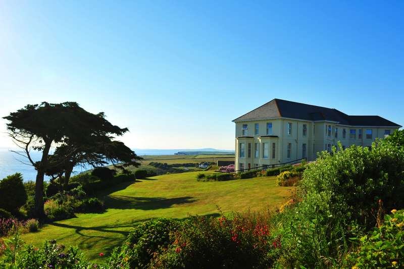 Polurrian Bay Hotel Mullion Cornwall TR12 7EN