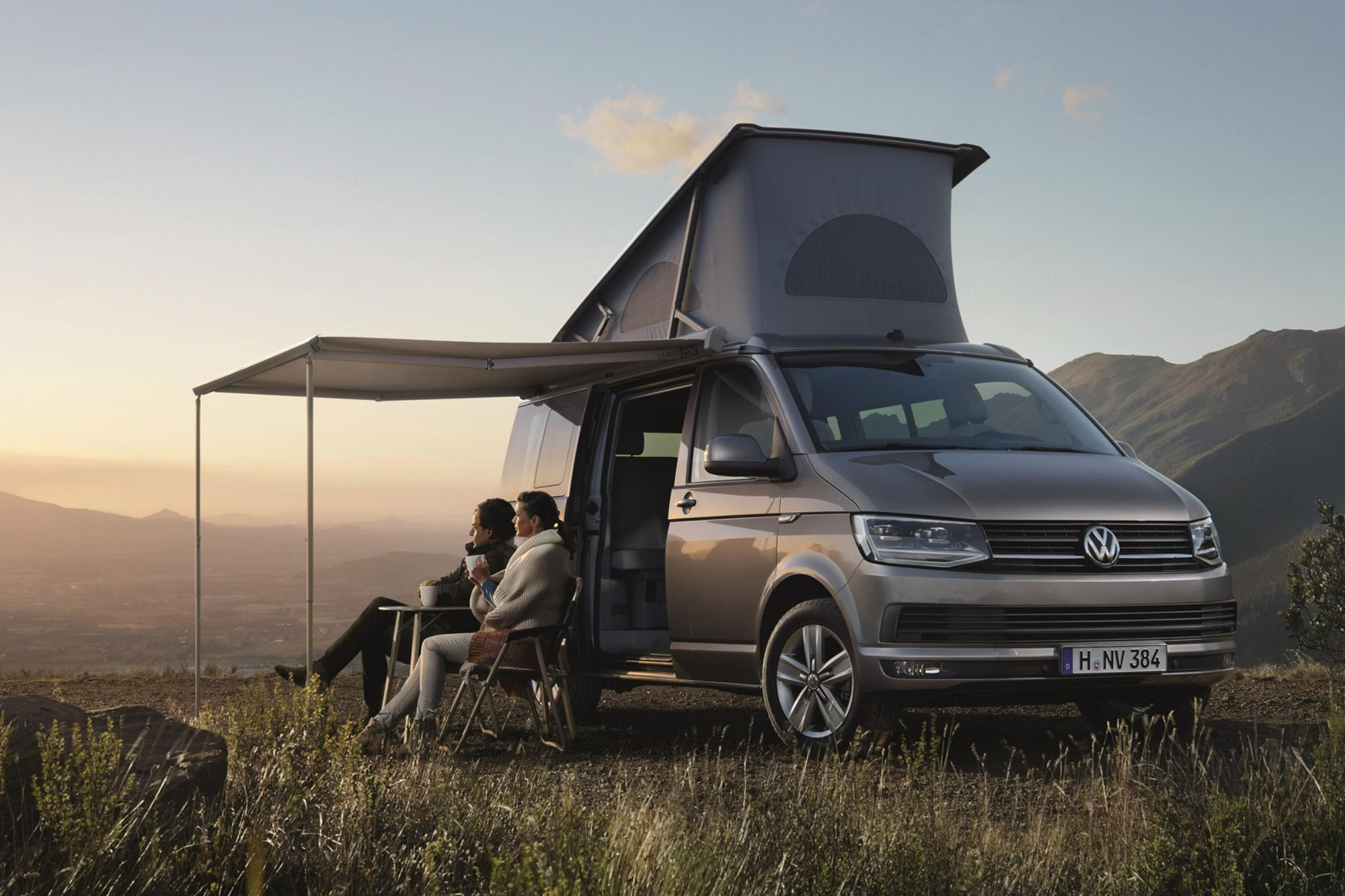 Campervan Hire in South Yorkshire | Motorhome Rental in South Yorkshire