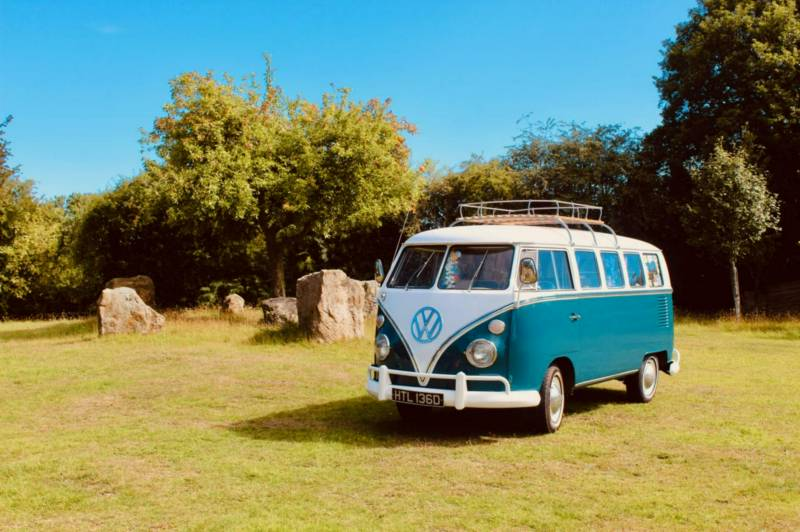 Win a Classic VW Campervan Roadtrip!