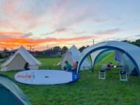 Main Campsite Pitch