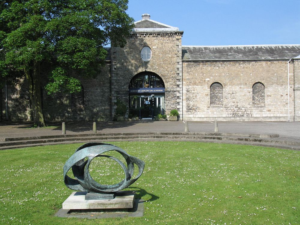 The Museum of Lakeland Life, Cumbria