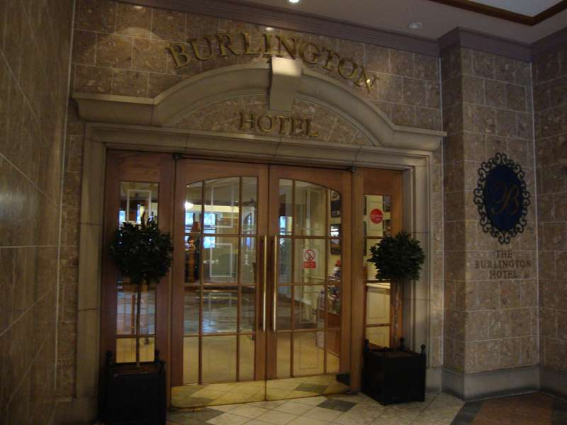 Macdonald Burlington Hotel Burlington Arcade 126 New Street Birmingham B2 4JQ