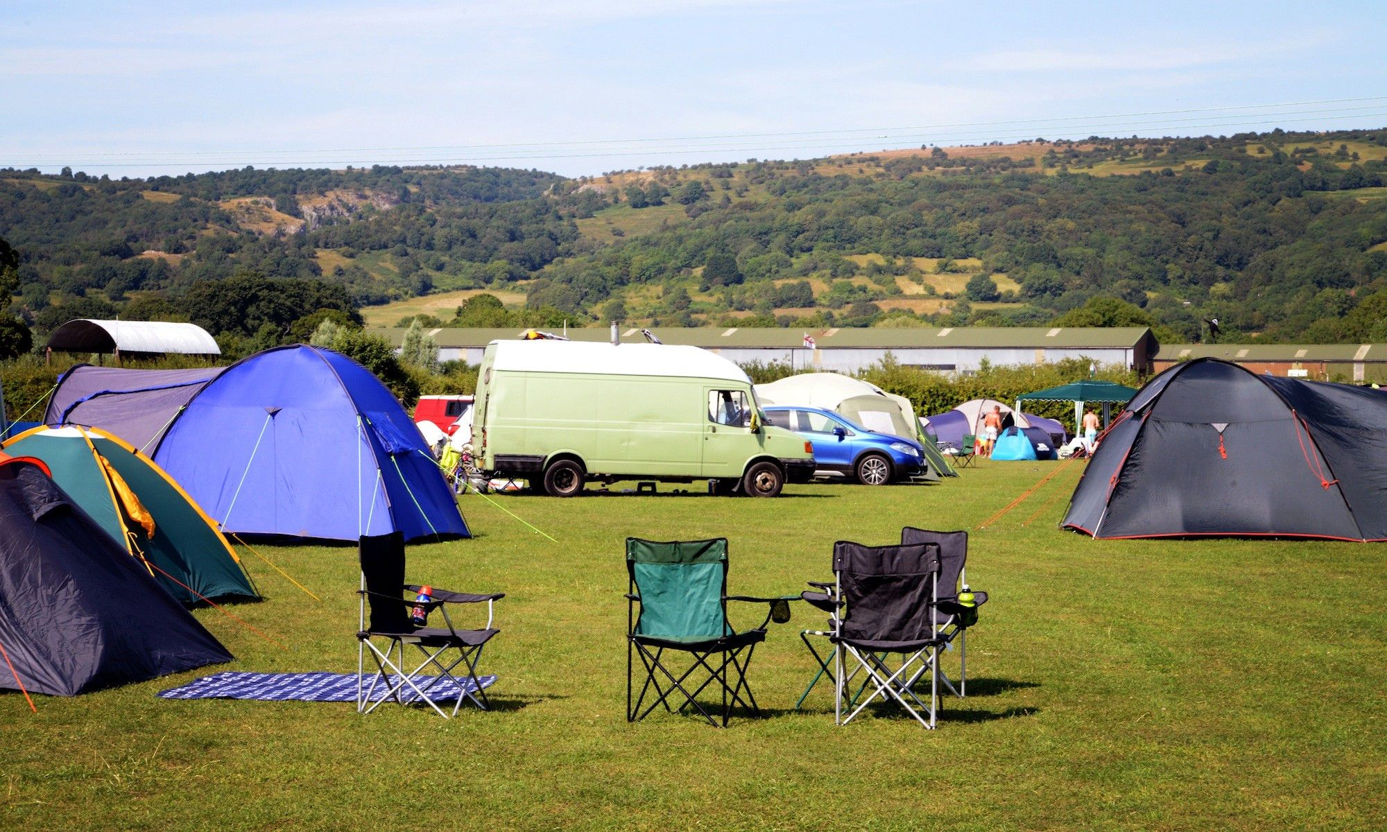 Glamping in the Mendip Hills – Best glampsites in the Mendi Hills AONB