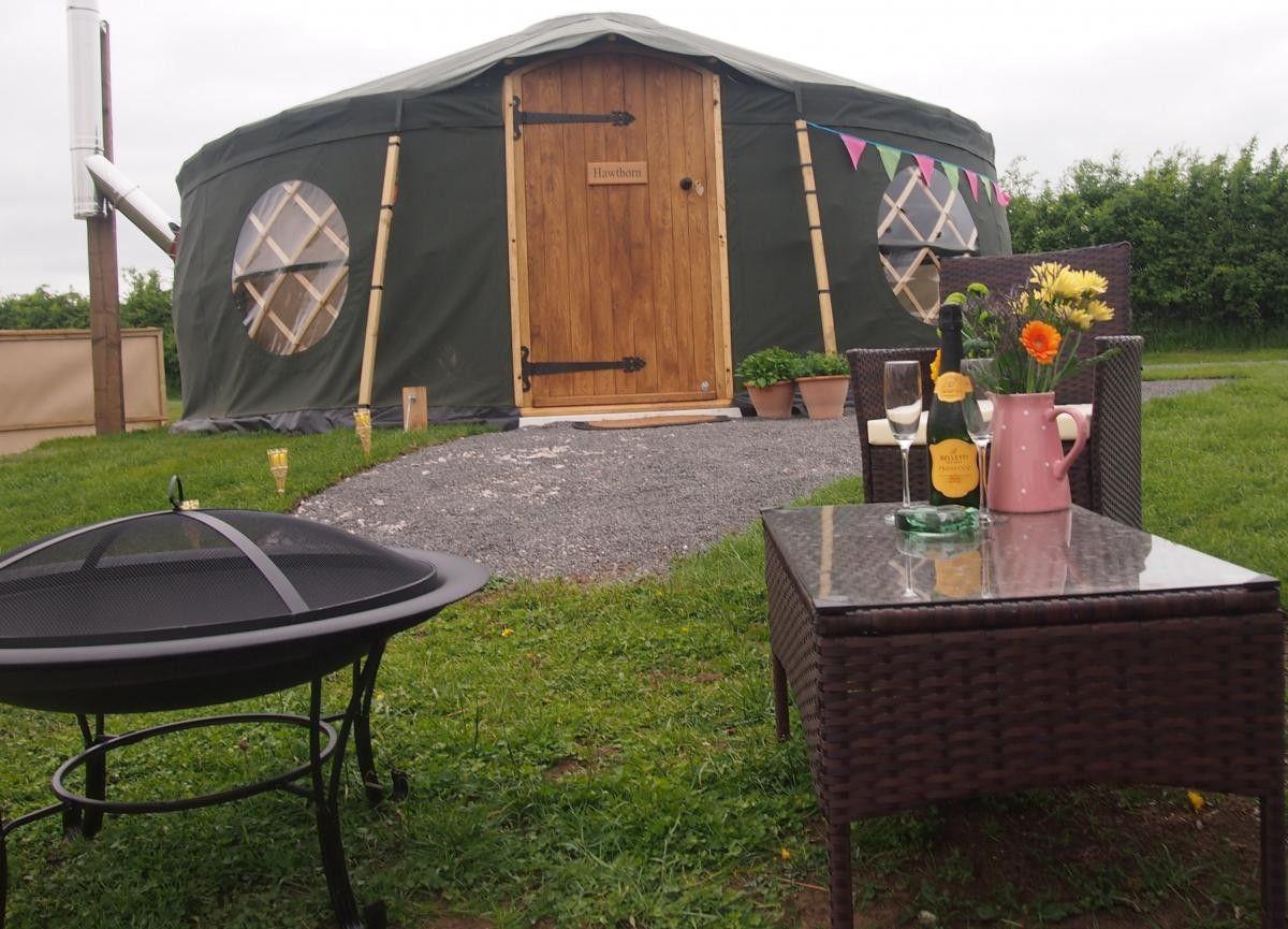 Cheshire Farm Yurts Cheshire
