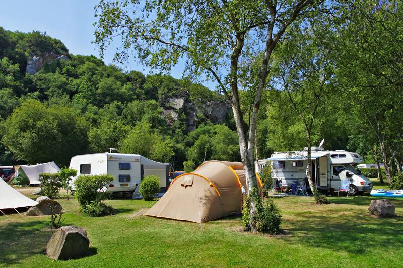 The Closest Campsites in France: 16 Campsites Near the Ferry Ports