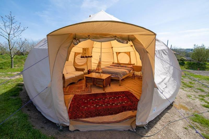 Lunar Bell Tent
