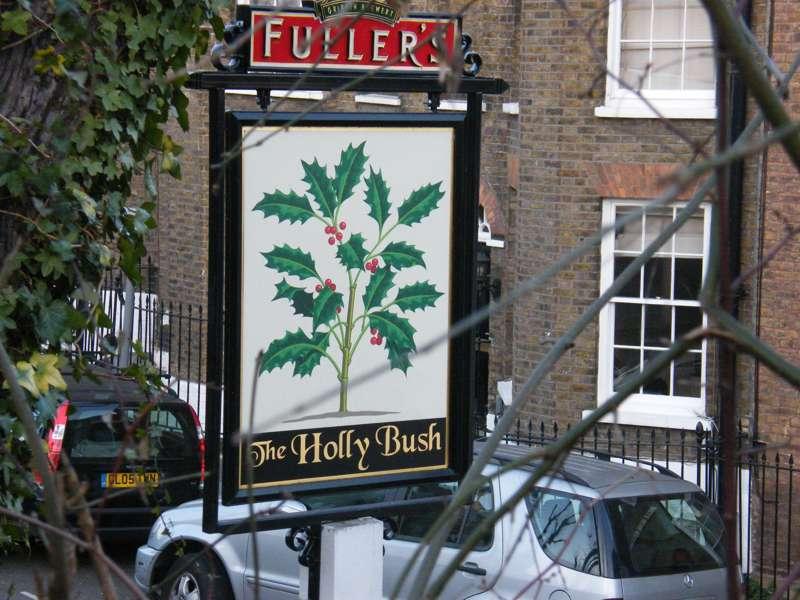 The Holly Bush