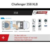 Challenger 358