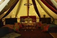 The Bedouin Bell Tent