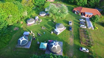 The Grove Glamping The Grove, 95 Overstrand Road, Cromer, Norfolk NR27 0DJ
