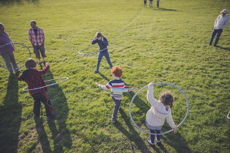Family-friendly campsites in Pembrokeshire