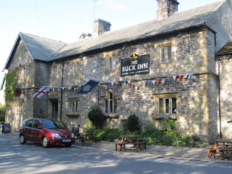 The Buck Inn Malham North Yorkshire BD23 4DA