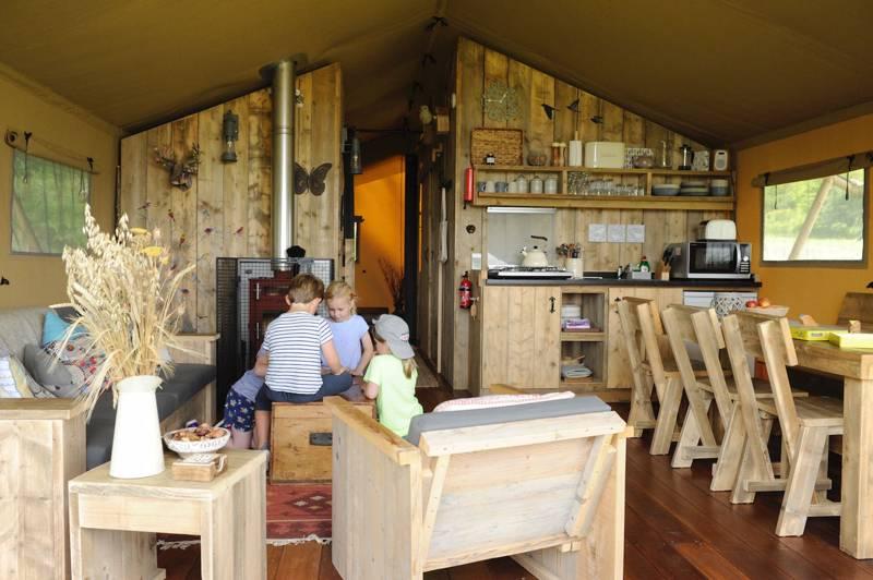 Canvas Lodges