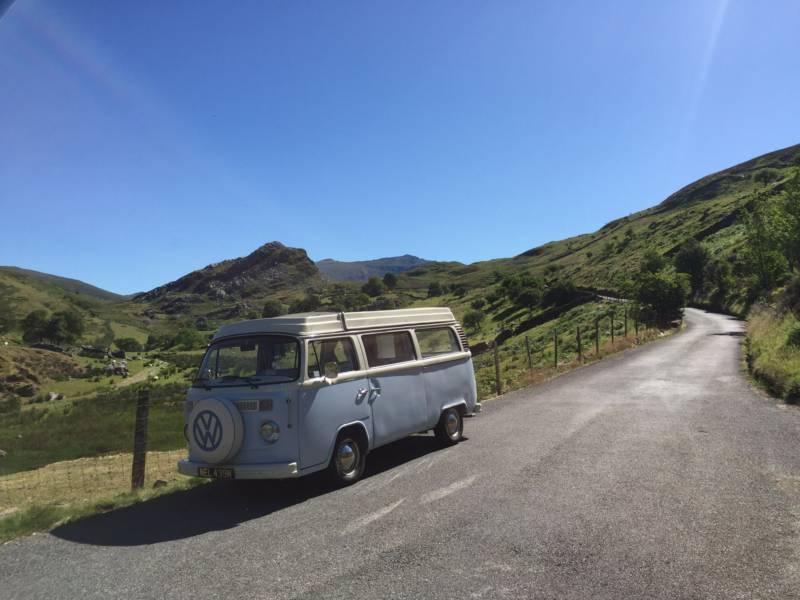 Campervan Hire in North Wales | Motorhome Rental in North Wales