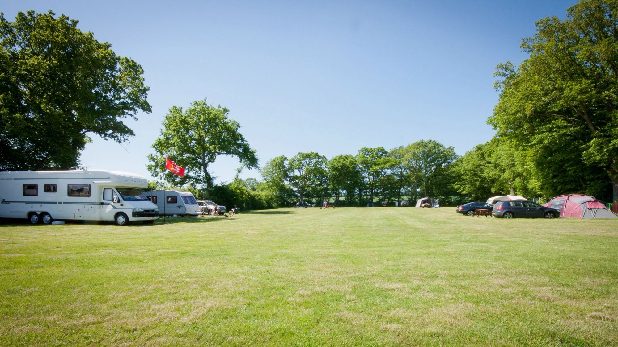 Best caravan sites in the UK