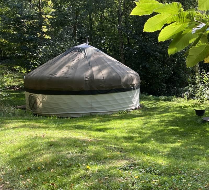 Valley Yurt