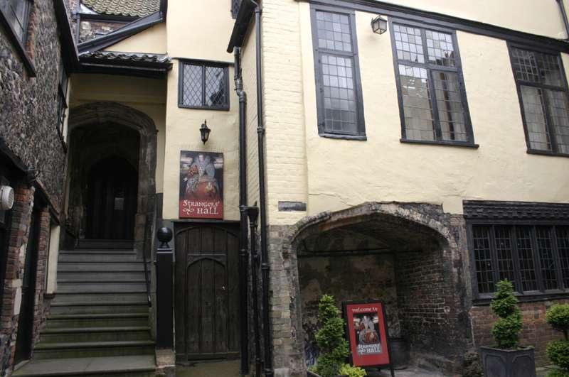 Strangers' Hall Museum