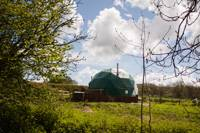 Beech – Stylish eco-friendly deluxe geo-domes with gorgeous Welsh woodland views