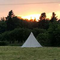 Family Bell Tent for 4 persons