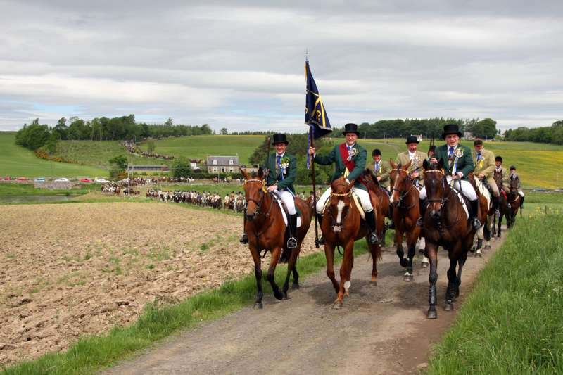 Doing the Common Riding