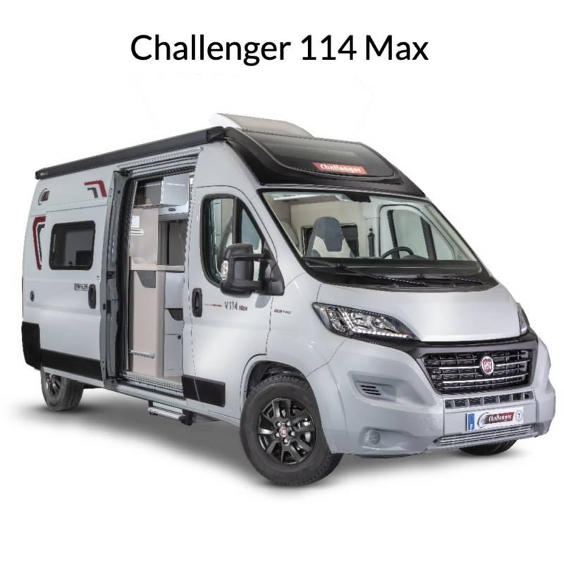 Challenger 114 Max Premium