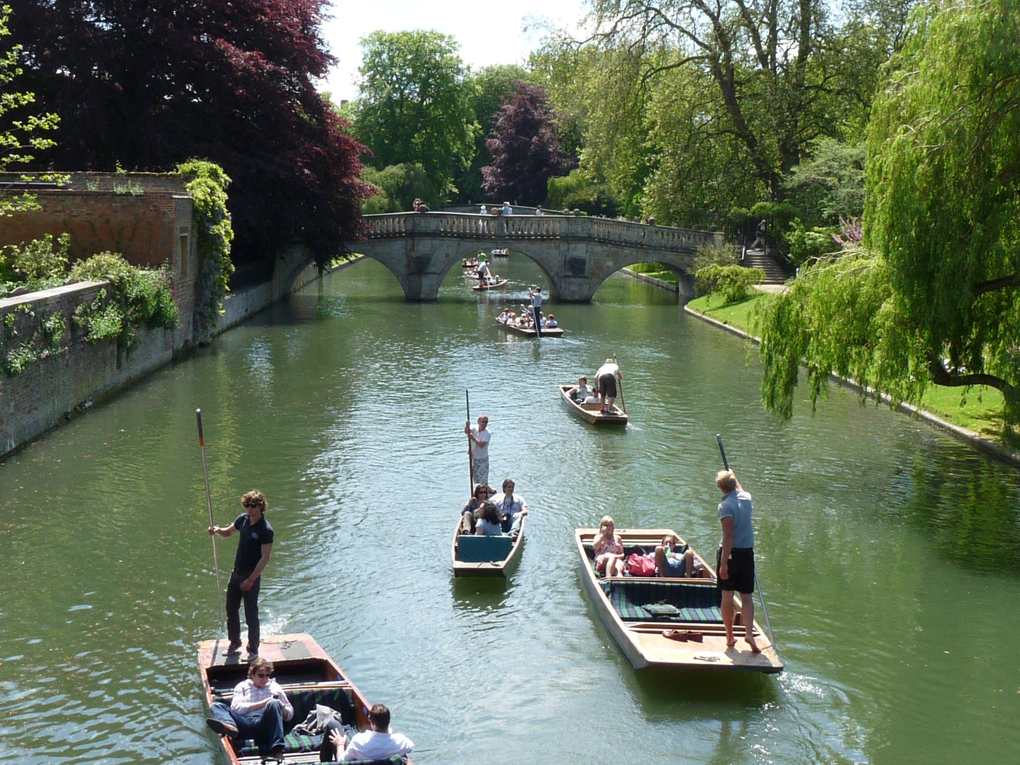 Hotels, B&Bs & Self-Catering in Cambridge