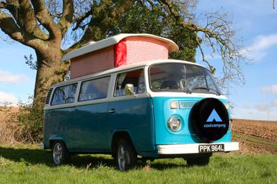 Win a vintage VW campervan with Cool Camping
