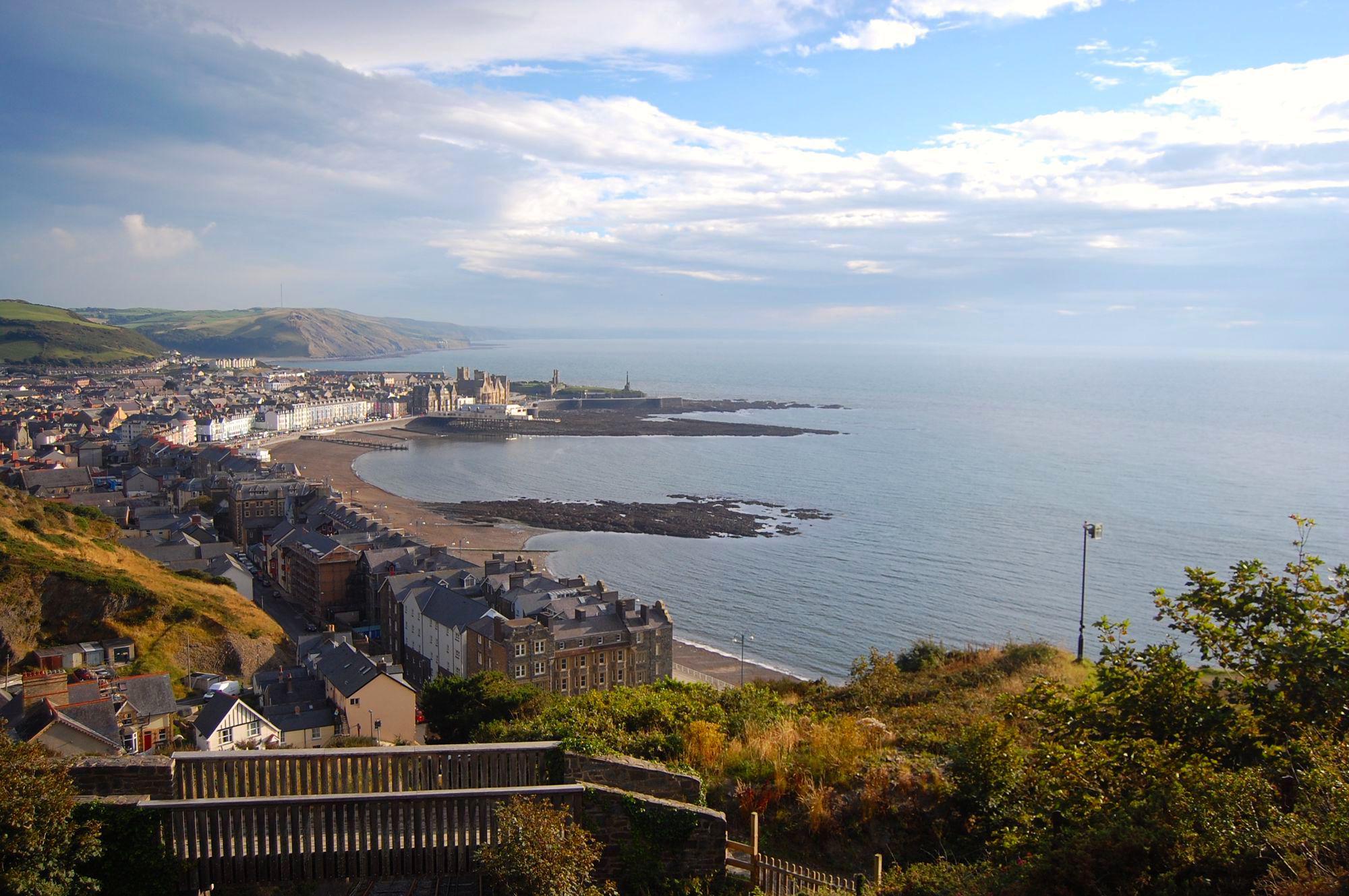 Aberystwyth Camping | Best campsites in Aberystwyth, Wales