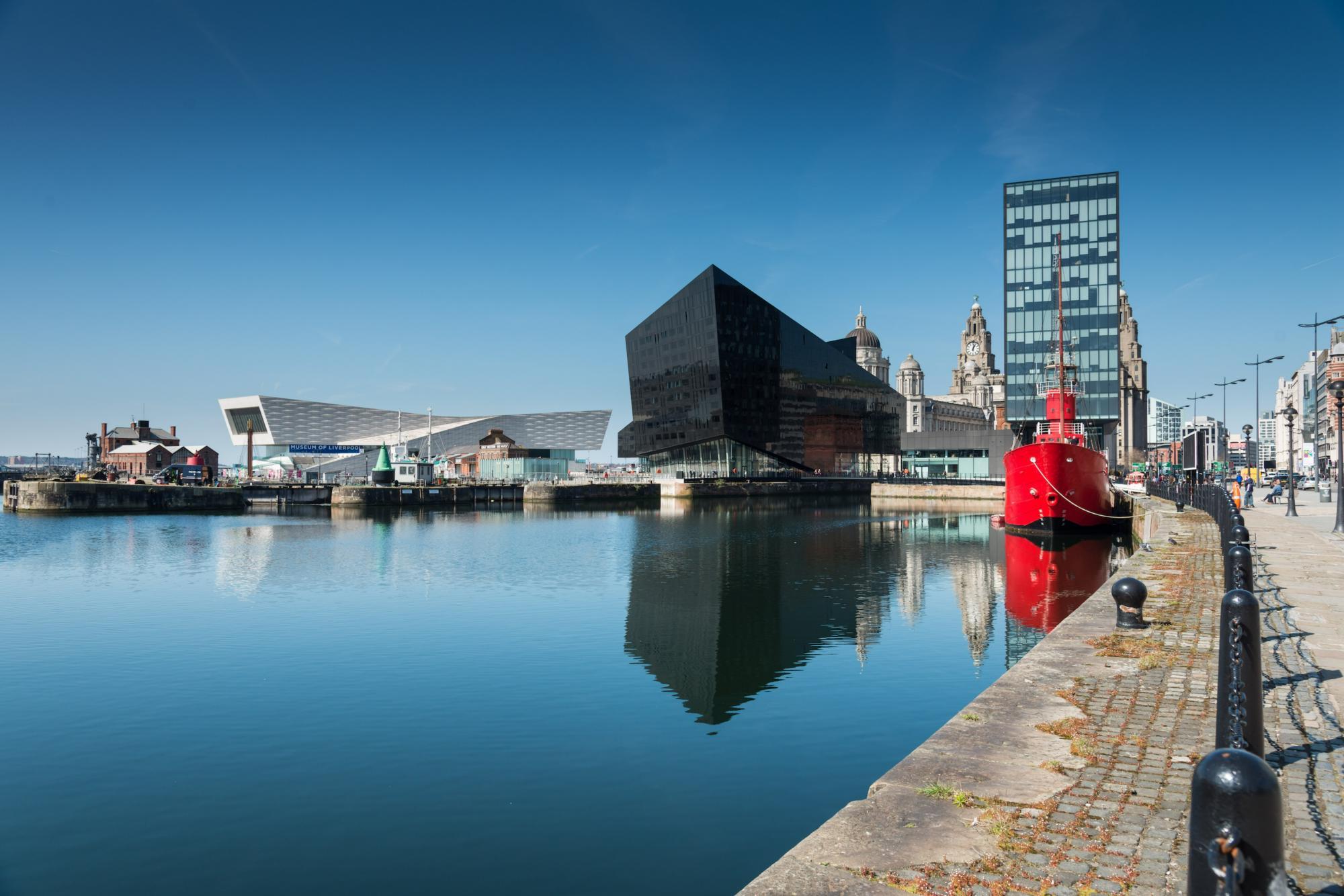 Campervan Hire in Liverpool | Motorhome Rental in Liverpool