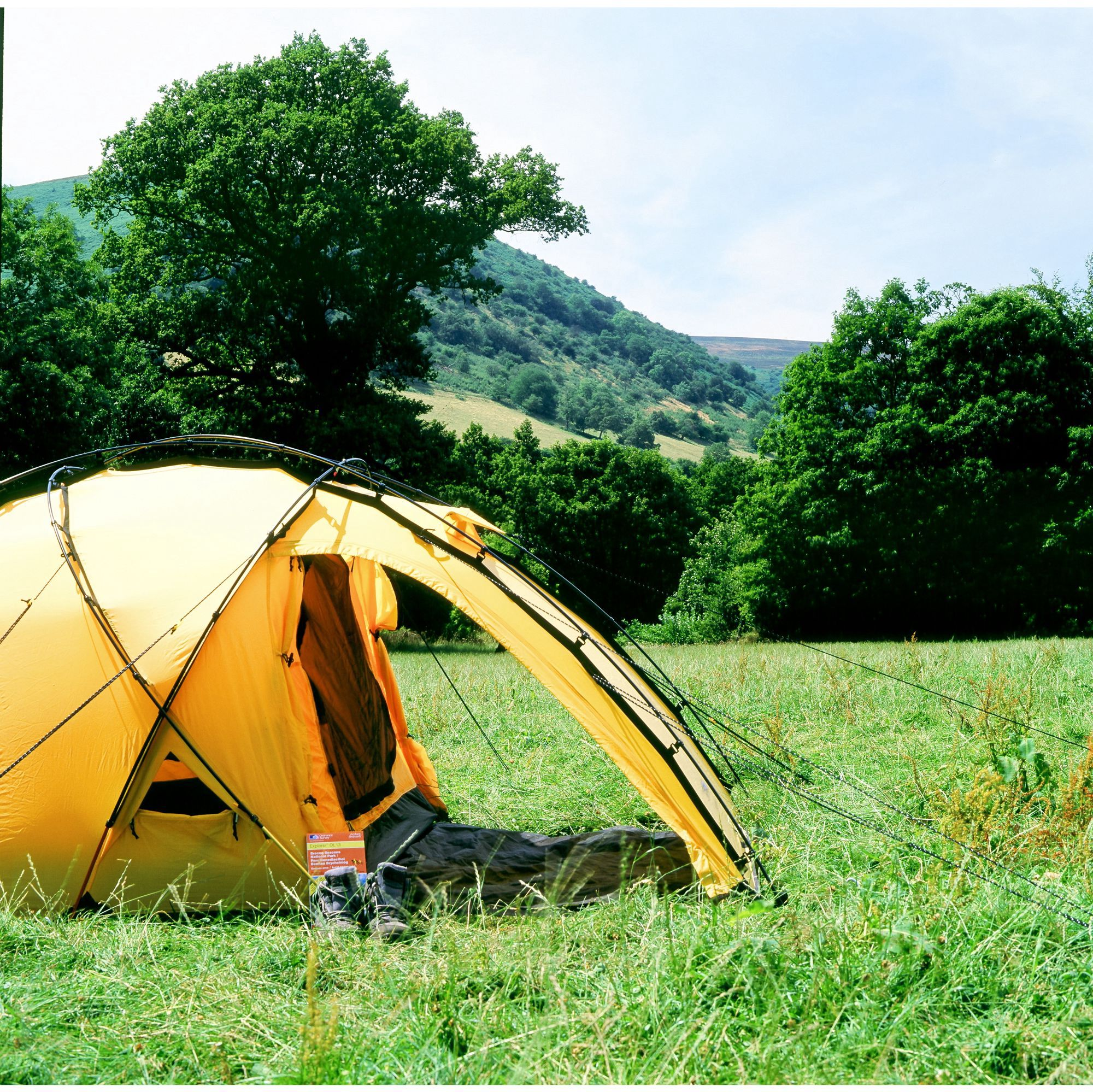 Campsites in Monmouthshire