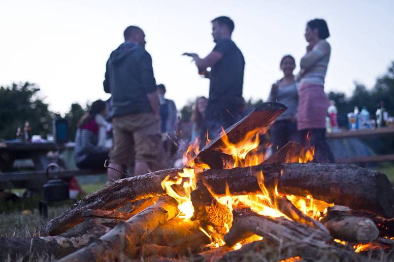 Top 10 Campsites with Campfires in Dorset