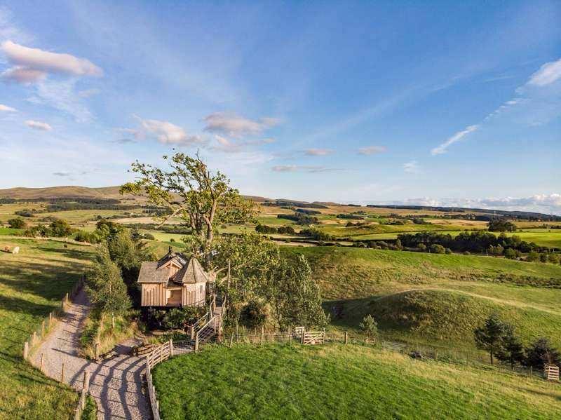 Craighead Howfs Craighead Farm, Braco, Dunblane, Perthshire FK15 9LP