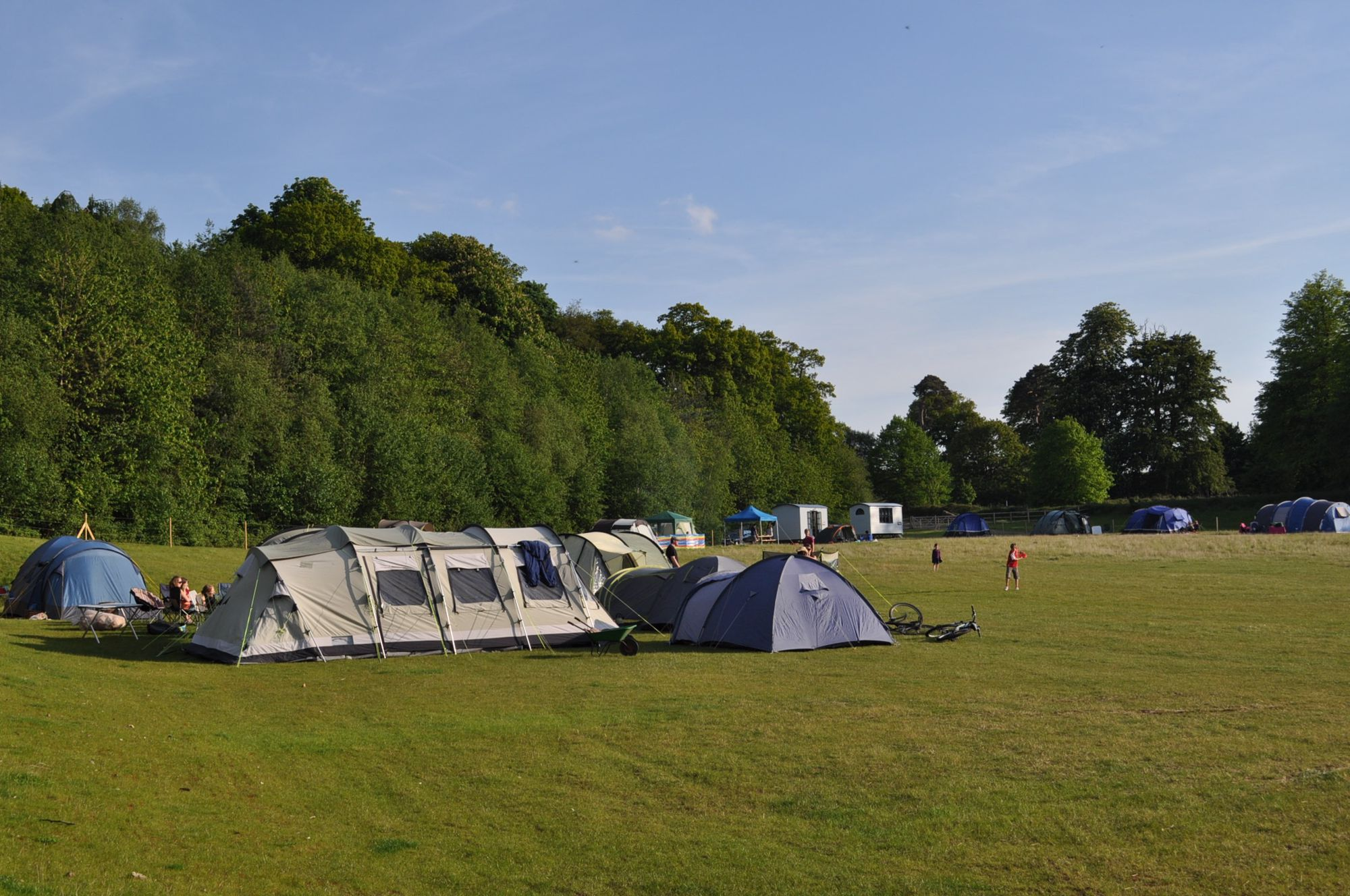 Campsites in Norwich holidays at Glampingly