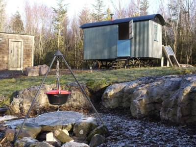 Scales Plantation Glamping Scales Farm, Berrier, Penrith, Cumbria CA11 0XE