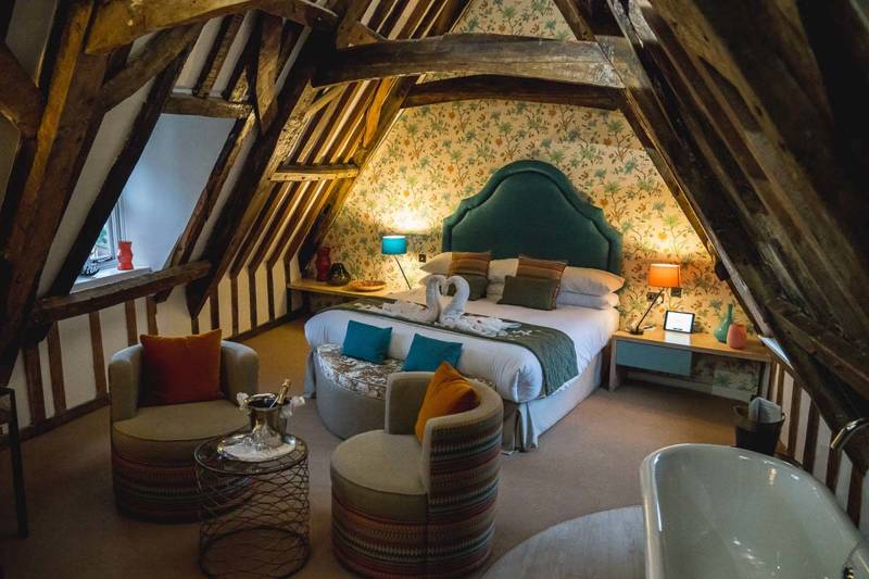 Great Places to Stay in the the UK this winter and over Christmas