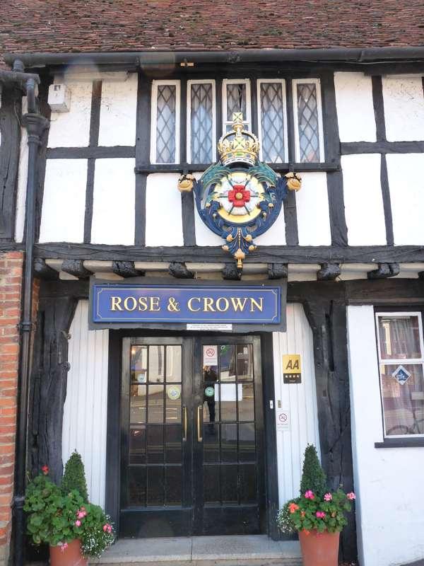 Legacy Rose & Crown