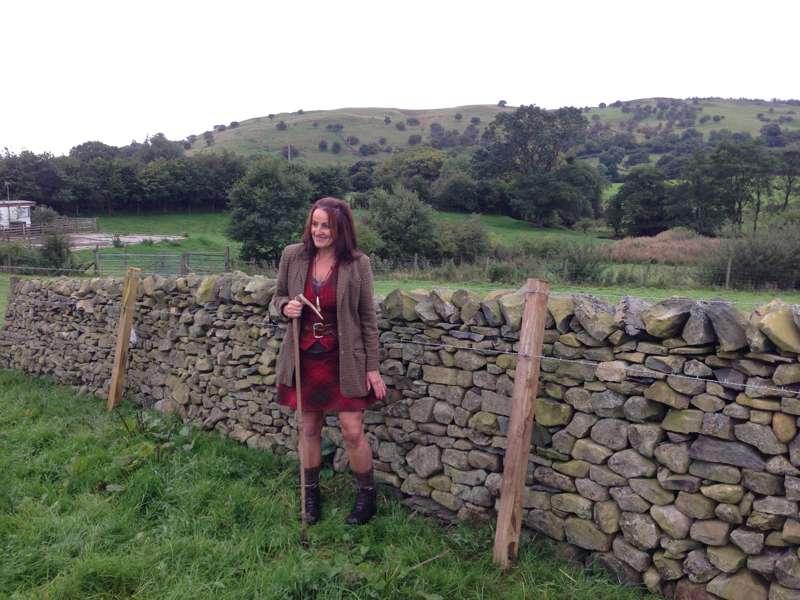 The Barefoot Shepherdess